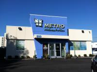 Metro Physical Therapy Office. Garden City